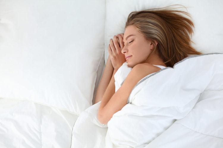 Dobra dieta na zdrowy sen