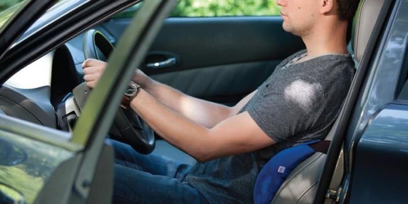 Poduszki ortopedyczne dla kierowców - czy poduszki lędźwiowe działają?
