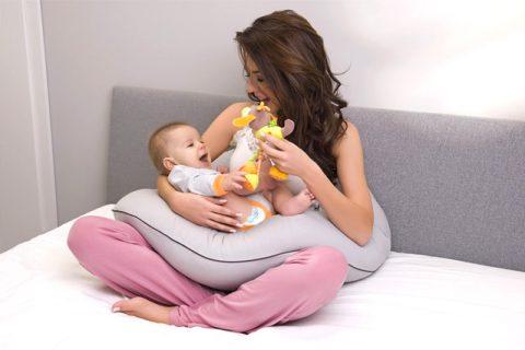 poduszki w ciąży
